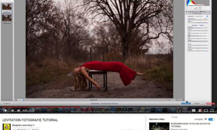 Tutorial: Levitation Fotografie