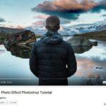 Tutorial: 2.5D Parallax Photo Effect