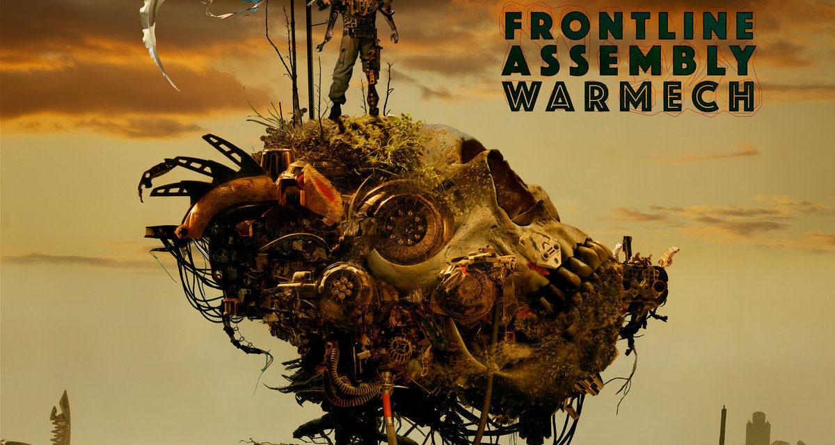 Front Line Assemly – WarMech