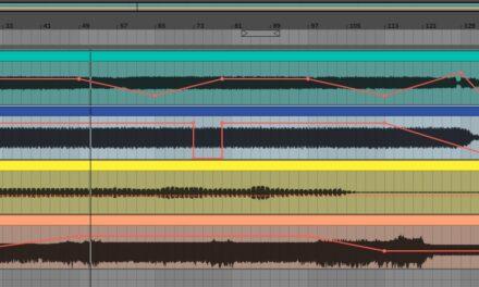 Neuer Track: Maschinenmusik # 11 (132 bpm)